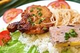 Ломаный рис по-сайгонски
