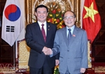Vietnam- RoK Boost the Strategic Cooperative Partnership