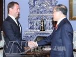 Д. Медведев: Россия поддерживает усиление позиции Вьетнама в международной аренде