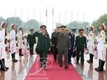 Дальнейшее развитие вьетнамо-российских отношений