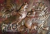 Copper Embossed Paintings