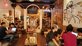 Doc Café - Memoria del pasado reciente de Hanoi