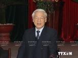 Генcек КПВ Нгуен Фу Чонг дал в эксклюзивном интервью ТАСС накануне своего визита в РФ
