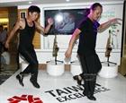Tapdance con sonidos de zapatos