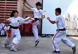 싸롱크엉(Sa Long Cương)- 빈딩(BìnhĐịnh) 무술학교