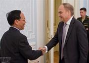 Россия и Вьетнам провели встречу по линии оборонных ведомств