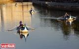 Excursión en barco en el canal Nhieu Loc-Thi Nghe