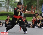 Uy Long Martial Arts – Power from Simple Objects
