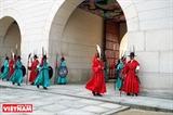 Gyeongbokgung、韓国で最もきれいな景福宮殿