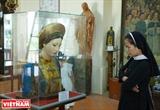 Открытие древних католических предметов поклонения