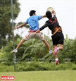 Lultimate le sport qui  enthousiasme les jeunes Hanoïens