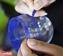 HAS empresa líder de Vietnam en cristalería de Bohemia