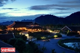 닌빈성에 위치한 베트남의 전통적인 공간 Emeralda