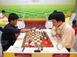 Le Quang Liem  Placed First in HD Bank Cup