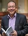 Nguyen Canh Binh director ejecutivo de Alpha Books