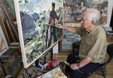 Исторические эскизы художника Куинг Фыонг Донг