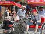 Explorando Hanoi en triciclos