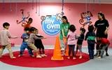 My Gym-子供たちの体力育成の場