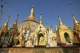 Мьянма - страна Золотых пагод