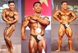 Le bodybuilder Pham Van Mach