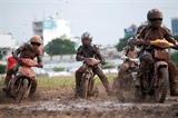 ភាពជក់ចិត្តនៃការប្រកួតទោចក្រយានយន្តផ្លូវដី Vietnam Motor Cub Prix