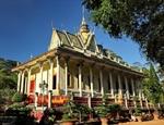 Arquitectura exclusiva de las pagodas khmers