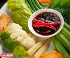 La cocina vegetariana vietnamita