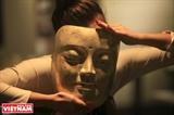 베트남의 순수한 특색 담긴 골동품 패션쇼