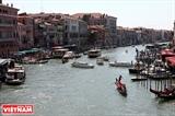 Venise ville flottante