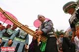 モン民族の文化が集まる所