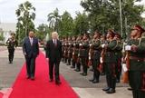 Relación especial entre Vietnam y Laos: tesoro valioso común