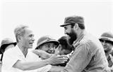 フィデル・カストロ指導者-ベトナム人民たちの偉大な友達