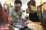 Escuela de laca Tay Ho - un puente entre amigos internacionales