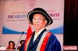 Giáo sư Tiến sĩ Trình Quang Phú - nhà khoa học tận tụy với quê hương