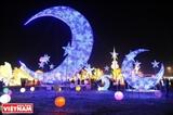 하노이에서 개최된 등불 축제