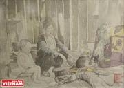 Un maître de la peinture sur papier dzo