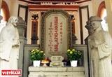 Le tombeau de lhobereau Xuong un ouvrage à visiter