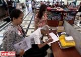 베트남에서  가장 오랫동안 편지 대필을 한 사람