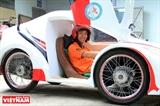 Equipo vietnamita gana la competencia de Shell Eco-marathon de Asia