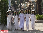 The City of Ao dai