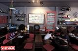 ពិភពរថយន្ត នៅហាង Wheel House Café
