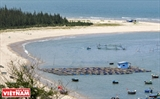 Laquaculture en baie de Xuân Daï