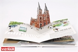 Pop-up Book Highlights Saigons Culture