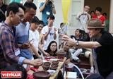 LOrchestre collectif Hanoi 2016