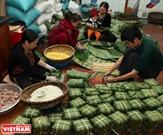Деликатесы вьетнамского Тэта