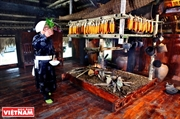 Традиция изготовления нового очага народности мыонг