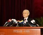 Завершился 6-й пленум ЦК КПВ 12-го созыва