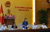В Ханое началась работа 15-го заседания Постоянного комитета Нацсобрания Вьетнама