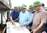 Премьер-министр Вьетнама возглавил работу по преодолению последствий наводнения