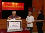 Во Вьетнаме сделали пожертвования в помощь пострадавшим от наводнений